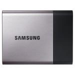 Samsung T3 250GB 250GB Zwart, Zilver