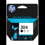HP N9K06AE (304) Printhead black, 100 pages @ 5% coverage, 4ml