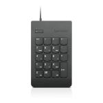 Lenovo KBD_BO Num Keypad 1 numeric keypad Universal USB Black