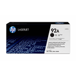 New Genuine HP 92A Black Original LaserJet Toner Cartridge
