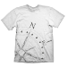 UNCHARTED 4: A Thief's End Compass T-Shirt, Extra Extra Large, White (GE1900XXL)