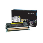 Lexmark C746A3YG Toner yellow, 7K pages