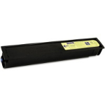 Toshiba TFC28Y 24000pages Yellow laser toner & cartridge