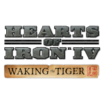 Paradox Interactive Hearts of Iron IV: Waking the Tiger Video game add-on PC/Mac/Linux