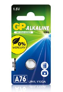 GP Batteries GPA76 Single-use battery SR44 Alkaline