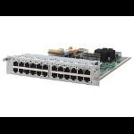 Hewlett Packard Enterprise MSR 24-port Gig-T Switch HMIM network switch module Gigabit Ethernet