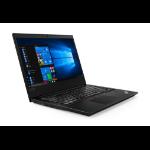 "Lenovo ThinkPad E480 Black Notebook 35.6 cm (14"") 1920 x 1080 pixels 1.60 GHz 8th gen Intel® Core™ i5 i5-8250U"