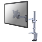 "Newstar FPMA-D1330SILVER 30"" Silver flat panel desk mount"