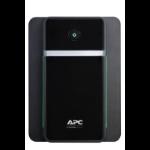 APC BX1600MI uninterruptible power supply (UPS) Line-Interactive 1.6 kVA 900 W 6 AC outlet(s)