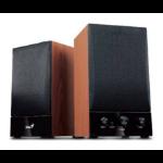 Genius SP-HF1250B loudspeaker 40 W Wood