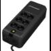 PowerWalker VFD 600 APFC Standby (Offline) 0.6 kVA 300 W 6 AC outlet(s)