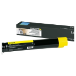 Lexmark C950X2YG Toner yellow, 22K pages @ 5% coverage
