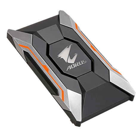 Gigabyte GC-A2WAYSLIL RGB graphics card bridge