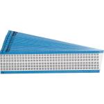 Brady WM-68-PK self-adhesive label Rectangle Removable White 900 pc(s)