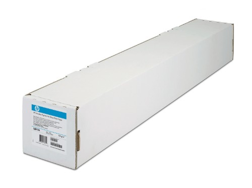 HP Clear Film 174 gsm-610 mm x 22.9 m (24 in x 75 ft)