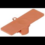Black Box FT910 cable marker Orange 5.08 cm 100 pc(s)