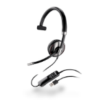 POLY 87505-02 headphones/headset Head-band Black