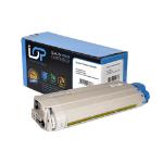 Click, Save & Print Remanufactured Oki 44315305 Yellow Toner Cartridge