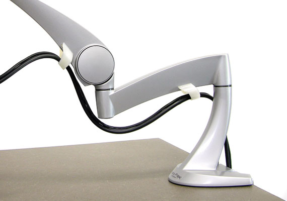 "Ergotron Neo Flex LCD Arm 55.9 cm (22"") Silver"