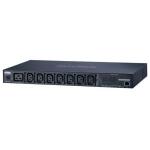 Aten PE8208G power distribution unit (PDU) 8 AC outlet(s) 1U Black