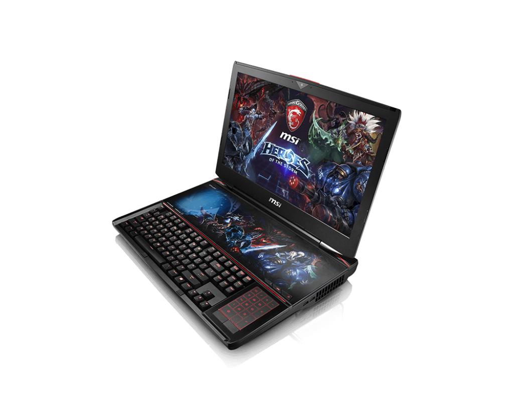 "MSI Gaming GT80S 6QE(Titan SLI Heroes Special Edition)-244UK 2.7GHz i7-6820HK 18.4"" 1920 x 1080pixels Black"