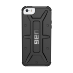 Urban Armor Gear IPH5S/SE-BLK Cover Black mobile phone case