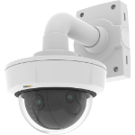 Axis Q3709-PVE IP security camera Indoor & outdoor Dome White 3840 x 2880 pixels