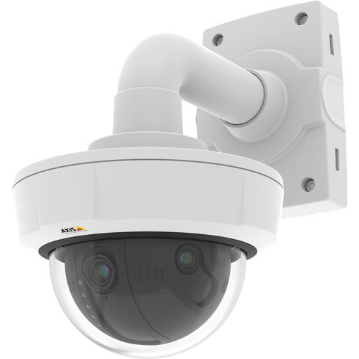 Axis Q3709-PVE Cámara de seguridad IP Interior y exterior Almohadilla Techo/pared 3840 x 2880 Pixeles
