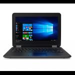 "Lenovo N23 Black Hybrid (2-in-1) 29.5 cm (11.6"") 1366 x 768 pixels Touchscreen 1.6 GHz Intel® Celeron® N3160"