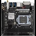 Asrock H270M-ITX/ac Intel H270 LGA 1151 (Socket H4) Mini ITX motherboard