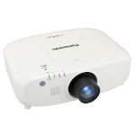 Panasonic PT-EZ770ZEJ data projector 6500 ANSI lumens LCD WUXGA (1920x1200) Wall-mounted projector White