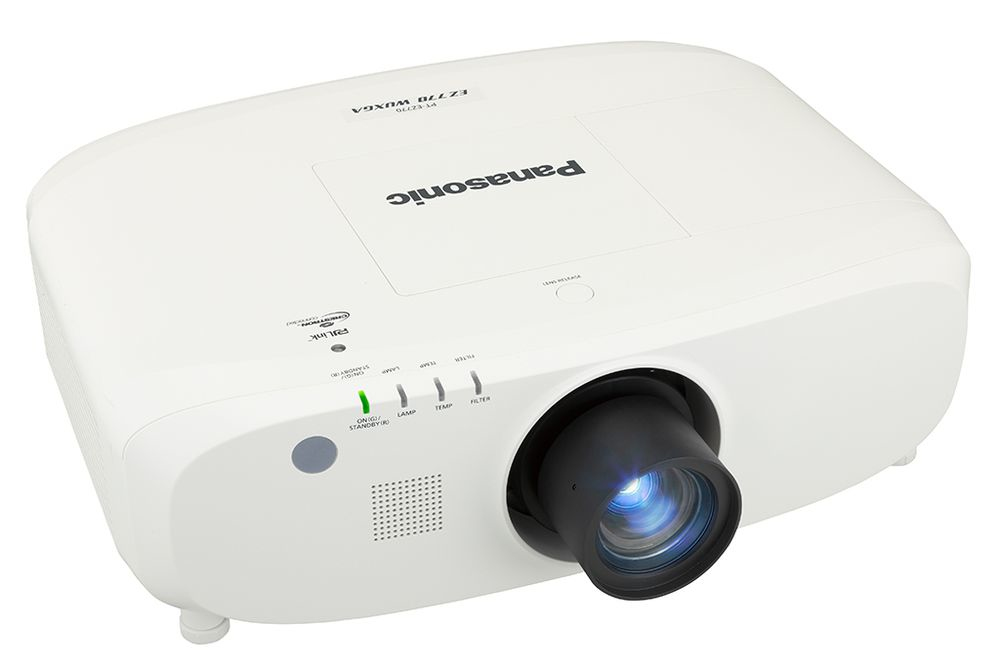 Panasonic PT-EZ770ZEJ Wall-mounted projector 6500ANSI lumens LCD WUXGA (1920x1200) White data projector