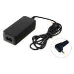 2-Power AC Adapter 19V 40W inc. mains cable power adapter/inverter