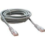 Microconnect CAT6 U/UTP 0.5m LSZH 0.5m Cat6 U/UTP (UTP) Grey networking cable