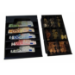 APG Cash Drawer VPK-15B-26-BX bandeja para cajón portamonedas Negro