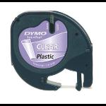 DYMO 16951 (S0721550) DirectLabel-etikettes, 12mm x 4m