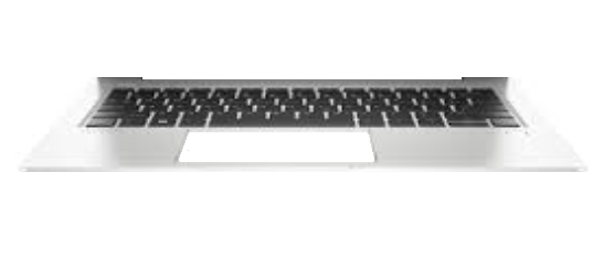 HP L44547-251 notebook spare part Housing base + keyboard