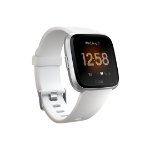 "Fitbit Versa Lite smartwatch LCD 3.4 cm (1.34"") Silver,White"