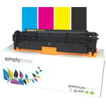 Simply HP 305A PRO300/400 TONER CYAN REMAN L512 CE411ARM
