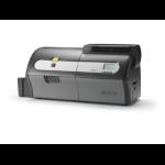Zebra ZXP 7 plastic card printer Dye-sublimation/Thermal transfer Colour 300 x 300 DPI