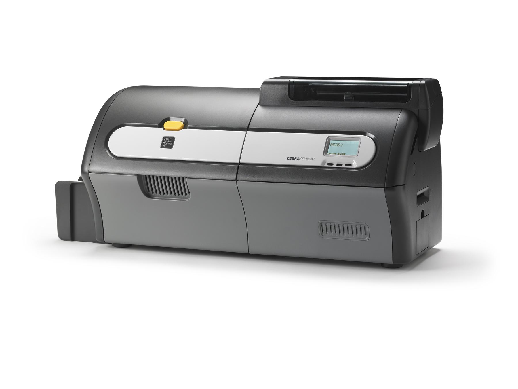 Zebra ZXP 7 impresora de tarjeta plástica Pintar por sublimación/Transferencia térmica Color 300 x 300 DPI