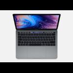 Apple MacBook Pro Grau Notebook 33,8 cm (13.3 Zoll) 2560 x 1600 Pixel Intel® Core™ i5 der achten Generation 8 GB LPDDR3-SDRAM 256 GB SSD