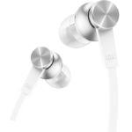 Xiaomi Mi In-Ear Headphones Basic Headset Silver, White