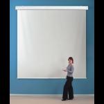 Metroplan 213512 4:3 White projection screen
