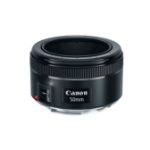 Canon EF 50mm f/1.8 STM MILC/SLR Standard lens Black