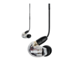 Shure SE215 Headset In-ear Black,Transparent
