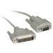C2G 0.5m DB25M / DB9F Modem Cable