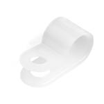 StarTech.com CBMSDCC3 cable clamp White 100 pc(s)