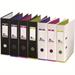 Elba 100081035 Polypropylene (PP) Black,Pink folder