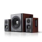 Edifier S350DB 2.1channels 150W Black, Wood speaker set